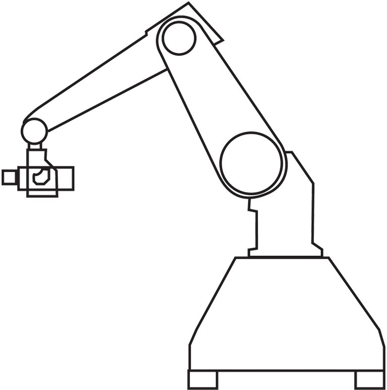 Bolt camera robot system